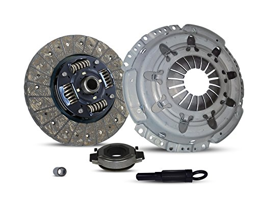Clutch Kit Works With Sprung Nissan Sentra Altima Se-R Spec V Sl S Base Limited Edition Sedan 4-Door 2002-2006 2.5L l4 GAS DOHC Naturally Aspirated