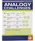 MindWare - Analogy Challenges: Advanced Level - 50 Analogy Puzzles - Great for Helping With Standardized Tests - Challenging and Rewarding