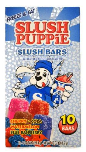 Slush Puppie Slush Bars 10 Count (2 Pack)
