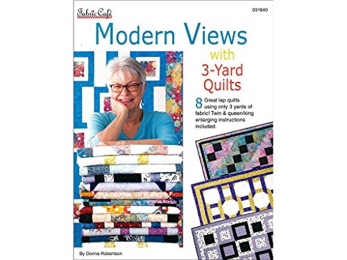 Fabric Cafe Fabric Café Modern View 3 Yard Quilts ()