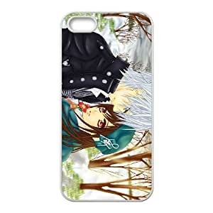 Vampire Knight iPhone 4 4s Cell Phone Case White TV0724517