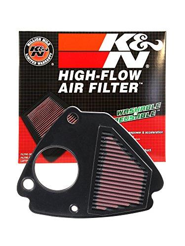 K&N HA-6199 Honda High Performance Replacement Air Filter (For Honda Vlx)