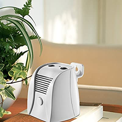 NEGATIVE ION AIR PURIFIER,Bigaint High Concentration Ionic Air Purifier. Supply Healthy Negative Ions to Rooms.