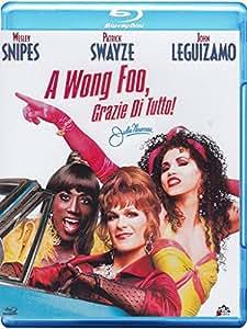 a wong foo grazie di tutto Blu-ray Italian Import