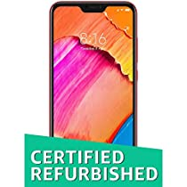 CERTIFIED REFURBISHED Redmi 6 Pro Red 4GB RAM 64GB Storage