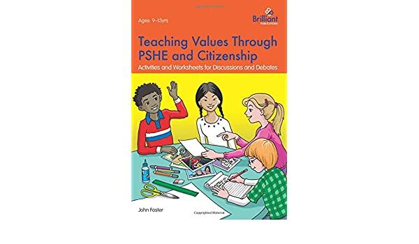 Amazon.com: Teaching Values through PSHE and Citizenship ...