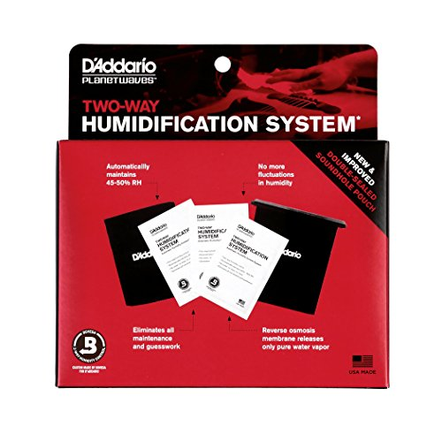 D'Addario Two-Way Humidification System..