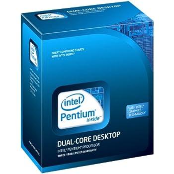 Intel Pentium Dual Core E5500 Processor, 2.80 GHz, LGA775 Socket (BX80571E5500)