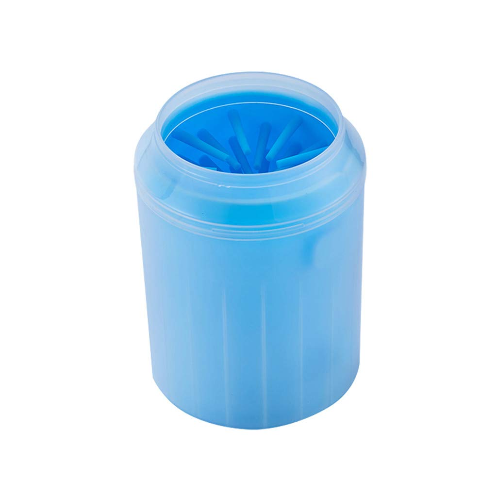 Youdong Pet Dog Foot Cleaning Cup Paw Brush Clean Tool Washer Outdoors wash foot cup dog artifact silicone cat Cleaner Portable Mud Dirt Care Automatic Device Comfortable Silicone