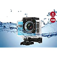 i-TecoSky 1080P Full HD Action Camera Sport Camera Sports Cam SJ4000 30M Waterproof Outdoor Mini Helmet Action Camera Diving Recorder Sports Action Camera Cam Camcorder DVR DV