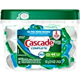 Cascade Complete Fresh Scent Dishwasher Detergent Action Pacs, 42 count