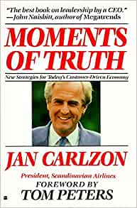 Moment of truth book jan carlzon pdf