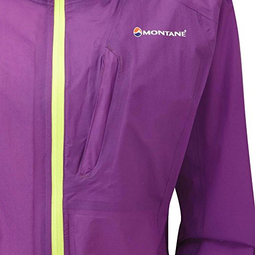 Giacca Montane Outdoor Purple Aw18 Women's Minimus FrqCrw