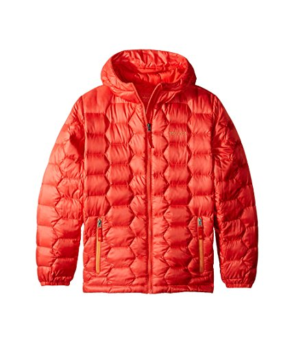 Marmot Kids Girls Ama Dablam Jacket Little Kids/Big Kids Scarlet Red Girls Coat