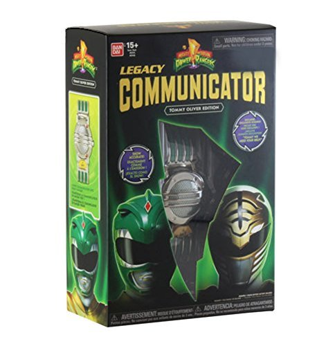 Power Rangers - Mighty Morphin Power Rangers - Legacy Communicator - Tommy Oliver Edition