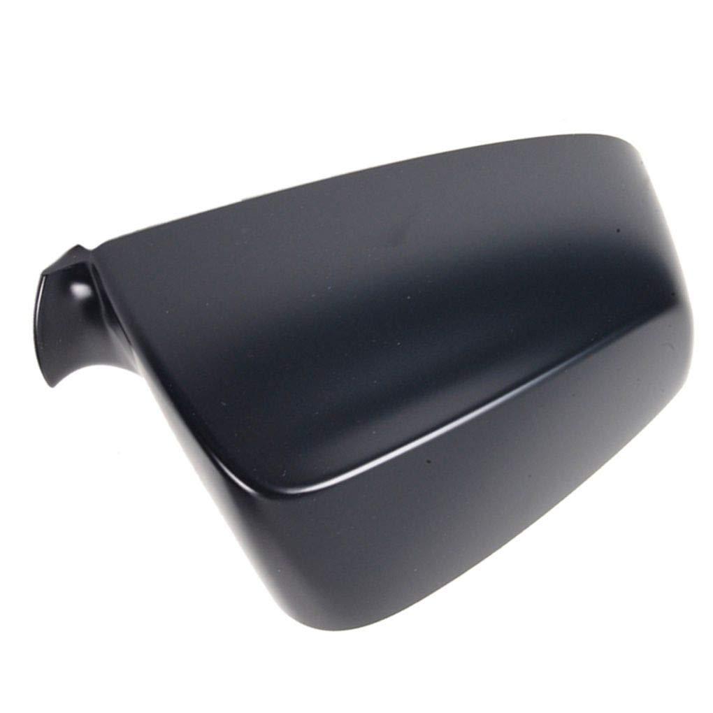 Meisijia C/ôt/é Droit R/étroviseur Chapeau de Couverture Porte Miroir de Remplacement pour BMW Couche dappr/êt E60 08-09 51167187432