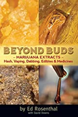 Beyond Buds is a handbook to the future of marijuana. Prohibition's end has led to a technological revolution that's generated powerful medicines and products containing almost zero carcinogens and little smoke. Marijuana icon Ed Rosenthal an...