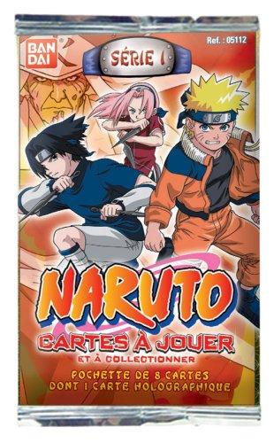Bandai Naruto Booster serie 1 juego de cartas - Dispaly ...