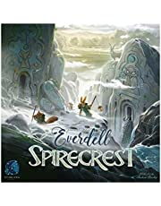 Everdell: Spirecrest - A Board Game by Starling Games 1-4 Players - Board Games for Family 60-90 Minutes of Gameplay - Games for Family Game Night - for Kids and Adults Ages 14+ - English Version