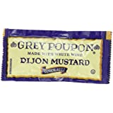 Grey Poupon Dijon Mustard, 0.25-Ounce Packages (Pack of 200)
