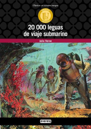 Descargar Libro 20.000 Leguas De Viaje Submarino Verne Julio