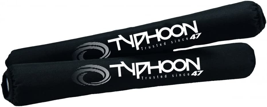 Black Northcore ECO Wide Load Roof Bar Pads