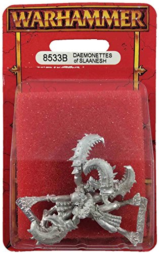 Daemonettes of Slaanesh (1997 Edition) for sale  Delivered anywhere in USA