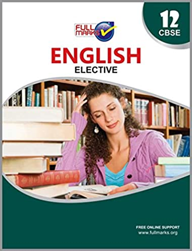 english elective class 12 cbse 2018 19 amazon in full marks books rh amazon in Functional English Worksheets Functional English Grammar