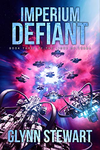 Imperium Defiant (Light of Terra Book 3)