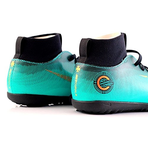 Nike 6 Superfly voetbalschoenen Tf Aj3088 Soccer Junior Turquoise Cr7 Club Cleats UgrwfxUEq