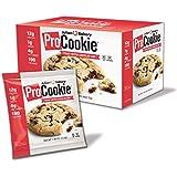 ProCookie Peanut Butter Chocolate Chip (4 Net Carbs)(Gluten-Free)(Grain-Free) (12 Keto Cookies)