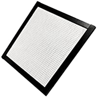LifeAir Air Filter 12x24x1 Reusable Permanent Washable MADE IN USA by LifeAir.com (12 x 24 x 1, White)