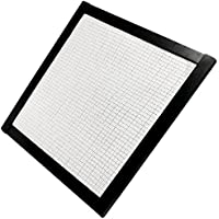 LifeAir Air Filter 20x25x1 Reusable Permanent Washable MADE IN USA by LifeAir.com (20 x 25 x 1, White)