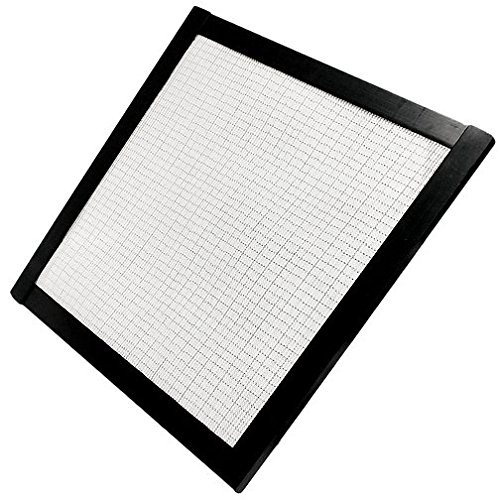 LifeAir Air Filter 12x20x1 Reusable Permanent Washable MADE IN USA by LifeAir.com (12 x 20 x 1, White) by LifeAir