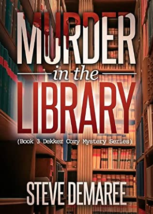 book cover of Murder In The Library