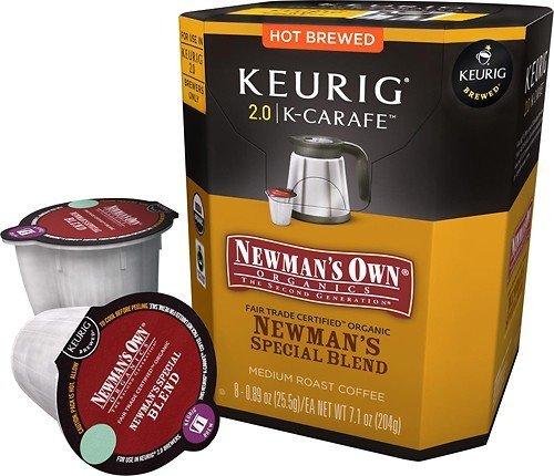 Keurig Newmans Special Blend K carafe