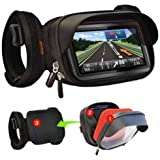 So Easy Rider Smartphone GPS Moto Bicyclette Support Coque Etanche Etui Housse pour Apple iPhone 6 (4.7') Support Holder