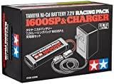 7.2V Racing Pack 1600SP & Charger (RC Model) by Tamiya