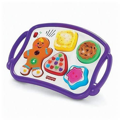 Fisher-Price Laugh & Learn, Magnetic Cookie Puzzle ()