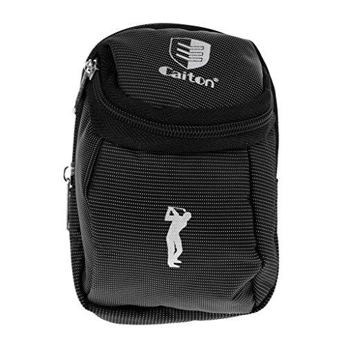 尊敬する脆い背が高いIPOTCH ゴルフ ゴルフボール ボールケース  ボール収納バッグ ボールバッグ 実用 丈夫 耐久性