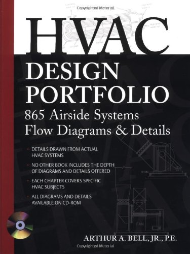 HVAC Design Portfolio : 865 Airside Systems Flow Diagrams and Details by McGraw-Hill Professional