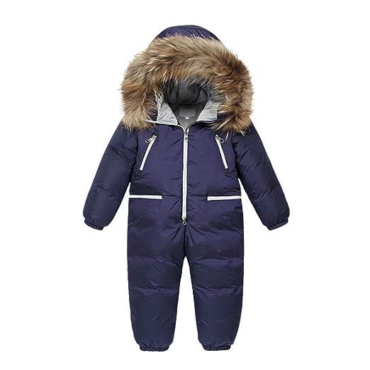 Traje de invierno para niños impermeable de los niños siameses por ...
