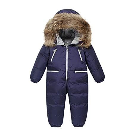 Traje de invierno para niños impermeable de los niños ...