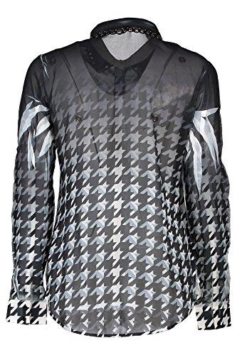 Nero Guess Camicia Per Pg92 140265 Donna fr0rwIq