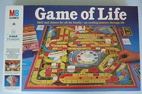 Milton Bradley Game of Life Juego de Mesa: Amazon.es: Juguetes y juegos
