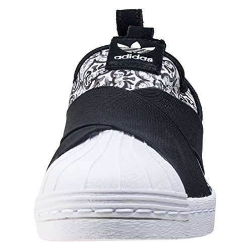 Bianco Scarpe Slipon Da Superstar Donna Nero Adidas Fitness W 1xR6qqS