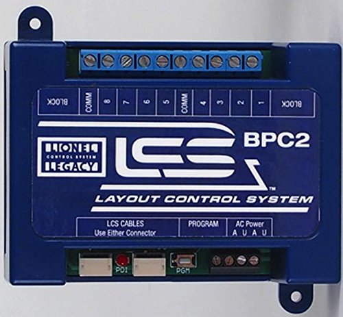 Lionel 6-81640 O LCS Block Power Controller 2
