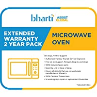 Bharti Assist Global Private Limited 2 Years Extended Warranty for Microwave Oven (Rs.1 - Rs.7000)