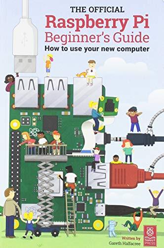 The Official Raspberry Pi Beginner