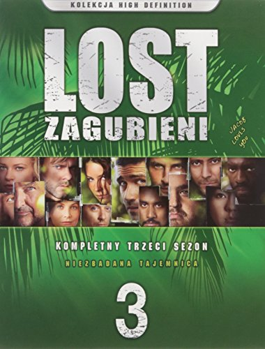 Lost, Season 3 (BOX) [7Blu-Ray] (English audio. English subtitles)